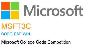 Microsoft - MSFT3C Competition @ Sidney Smith Room 2106 | Toronto | Ontario | Canada